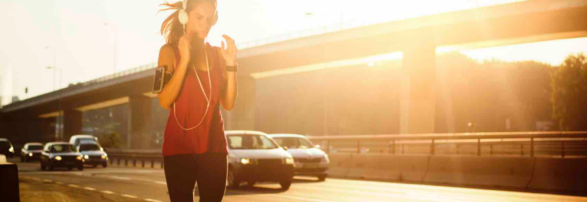 A fülhallgató kinti futás közben veszélyes lehet