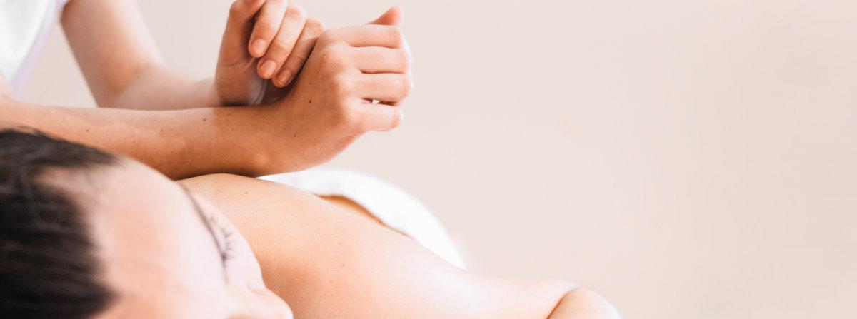 A masszázs segít beindítani tested öngyógyító folyamatait