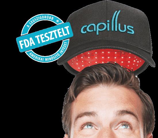 Capillus lézersapka