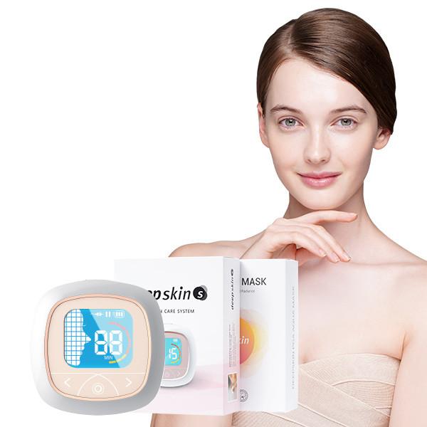 Deep Skin iontoforézises arcápoló készülék