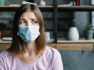 Valóban véd a maszk a vírusokkal szemben?